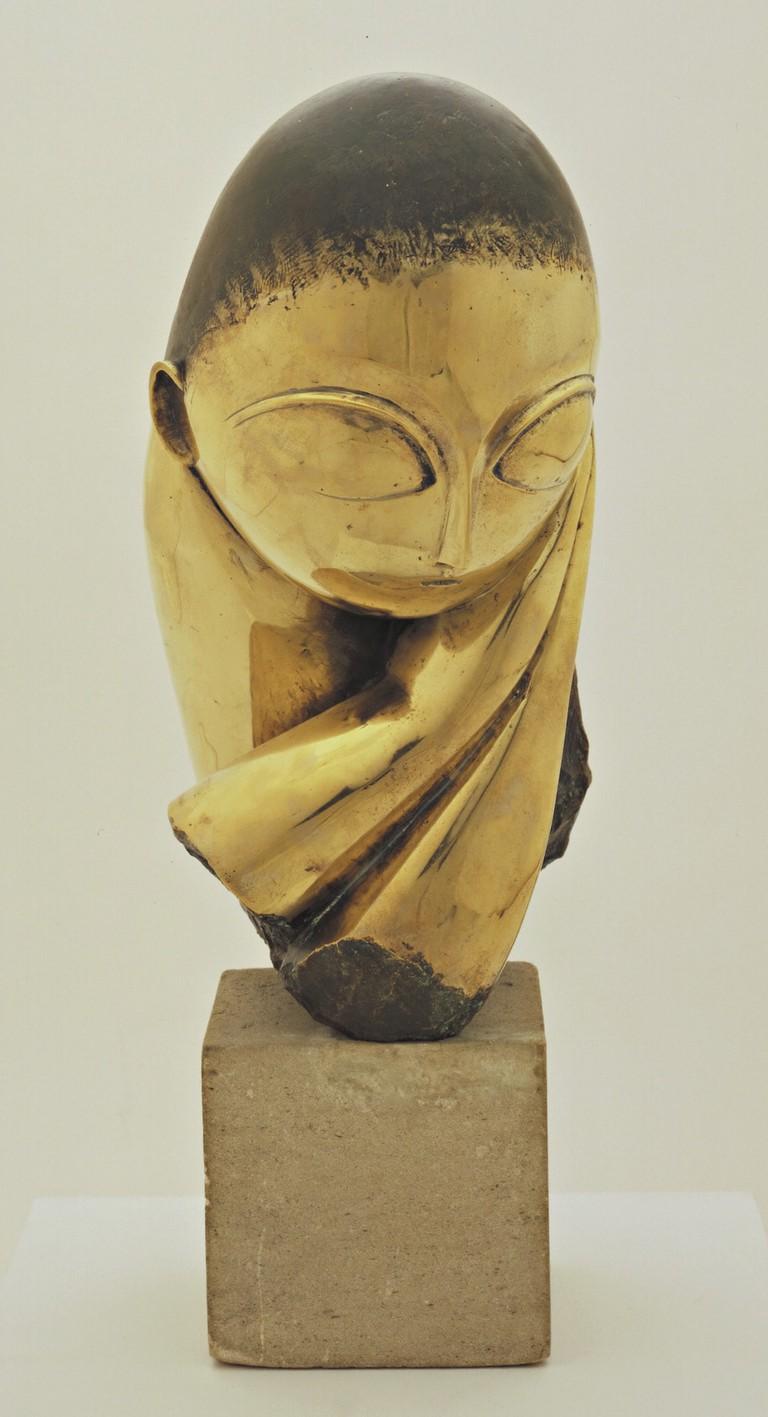 Constantin Brancusi, 'Mlle Pogany' (version I, 1913)