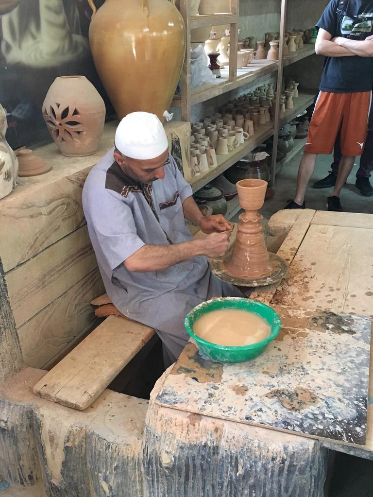 pottery al ahsa