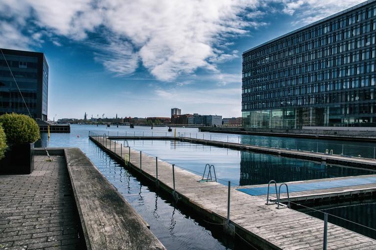 Harbour Swimbath- Fisketorvet- Copenhagen