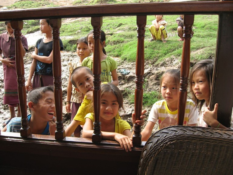 Lao Loum Children