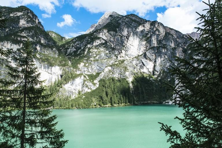 South Tyrol's spectacular Lake Braies