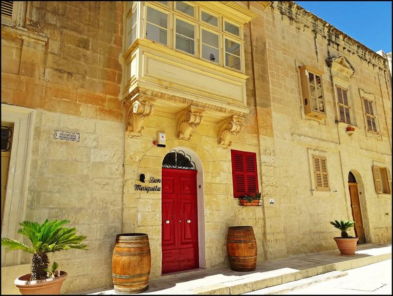 Architecture in Mdina