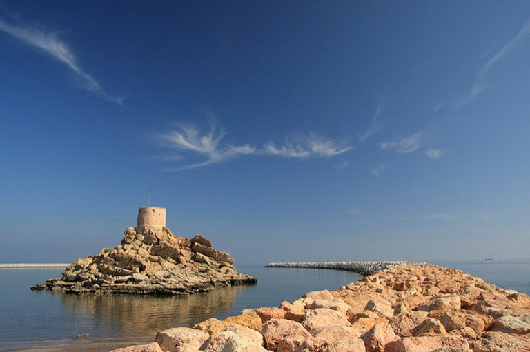 Al Sahel Fort, Quriyat, Oman