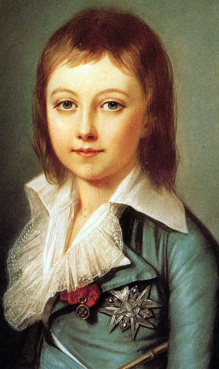 Young Louis-Charles of France | © Alexander Kucharsky / WikiCommons