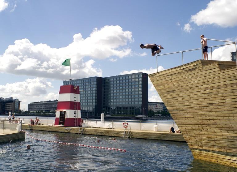 Harbour Swimbath- Islands Brygge- Copenhagen