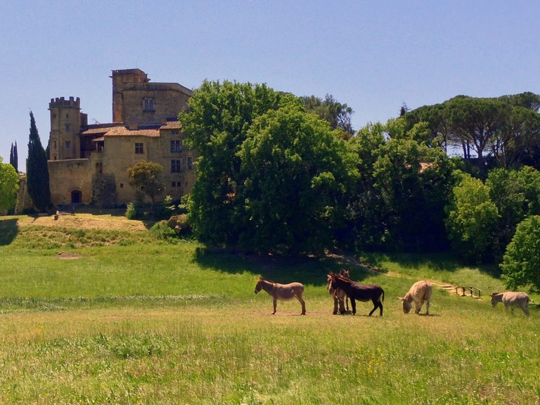 Château de Lourmarin |© Ainars Brüvelis / WikiCommons