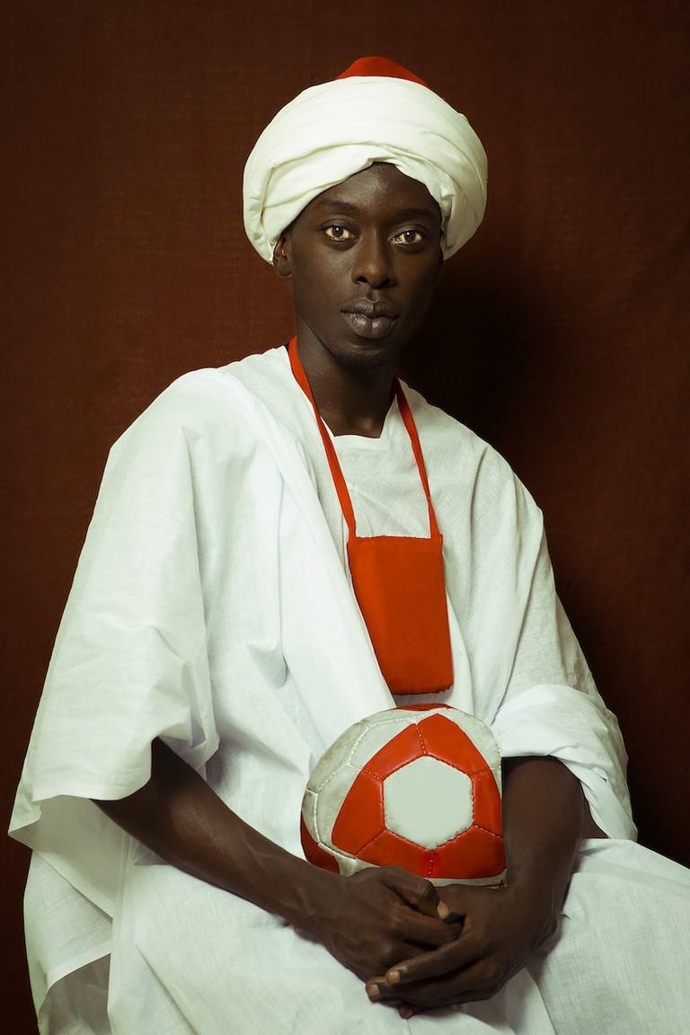 9) Ayuba Suleiman Diallo 1701 - 1773 © Omar Victor Diop