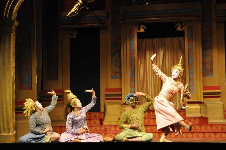 The King and I musical