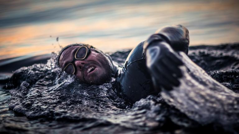 Ross Edgley - Great British Swim