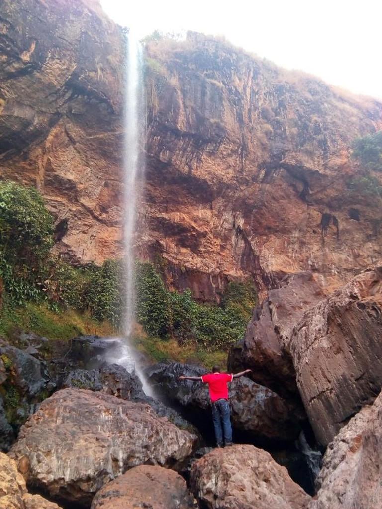Bamenda Falls