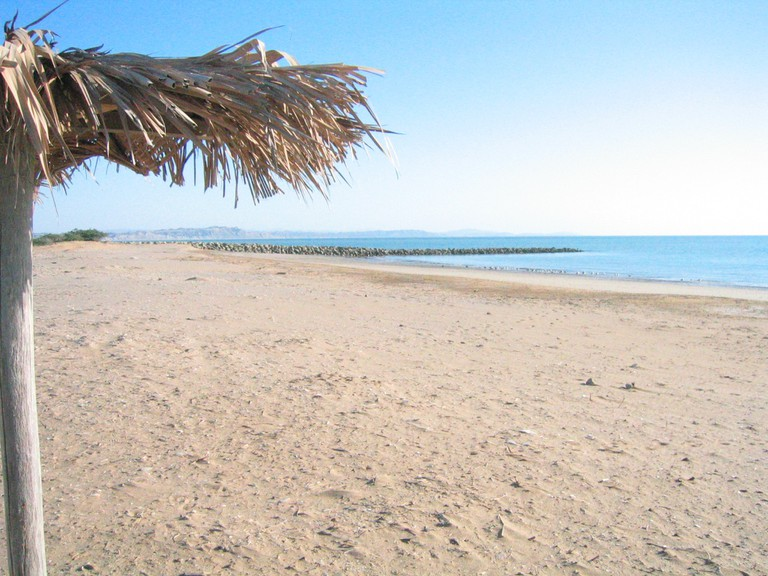 Beach in Pasni, Balochistan, Pakistan