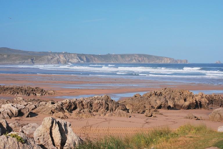Playa Liencres, Cantabria
