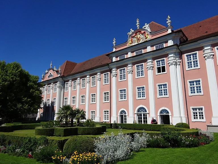 Chateau-Meersburg