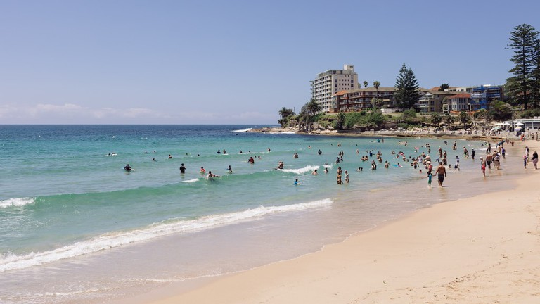 Cronulla Beach © VirtualWolf / Flickr