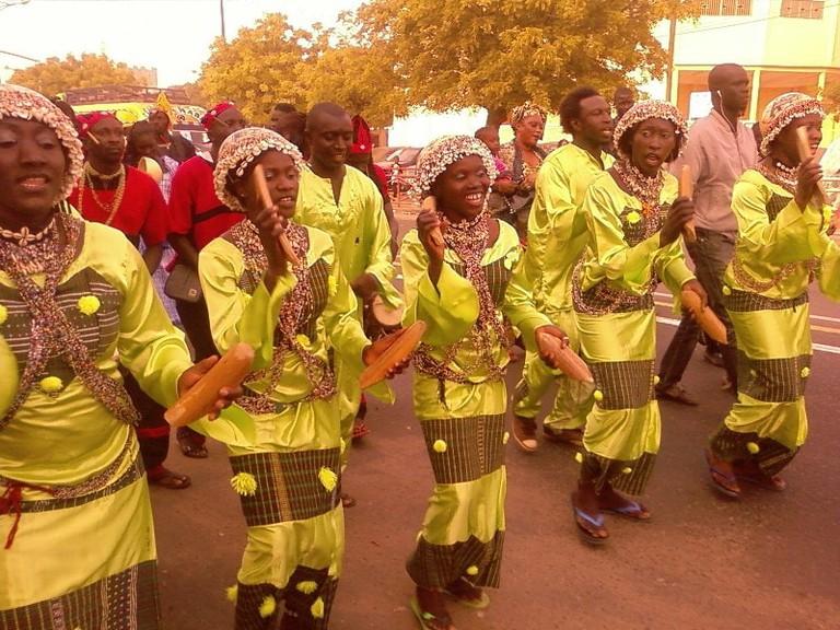 Cultural Carnival Procession