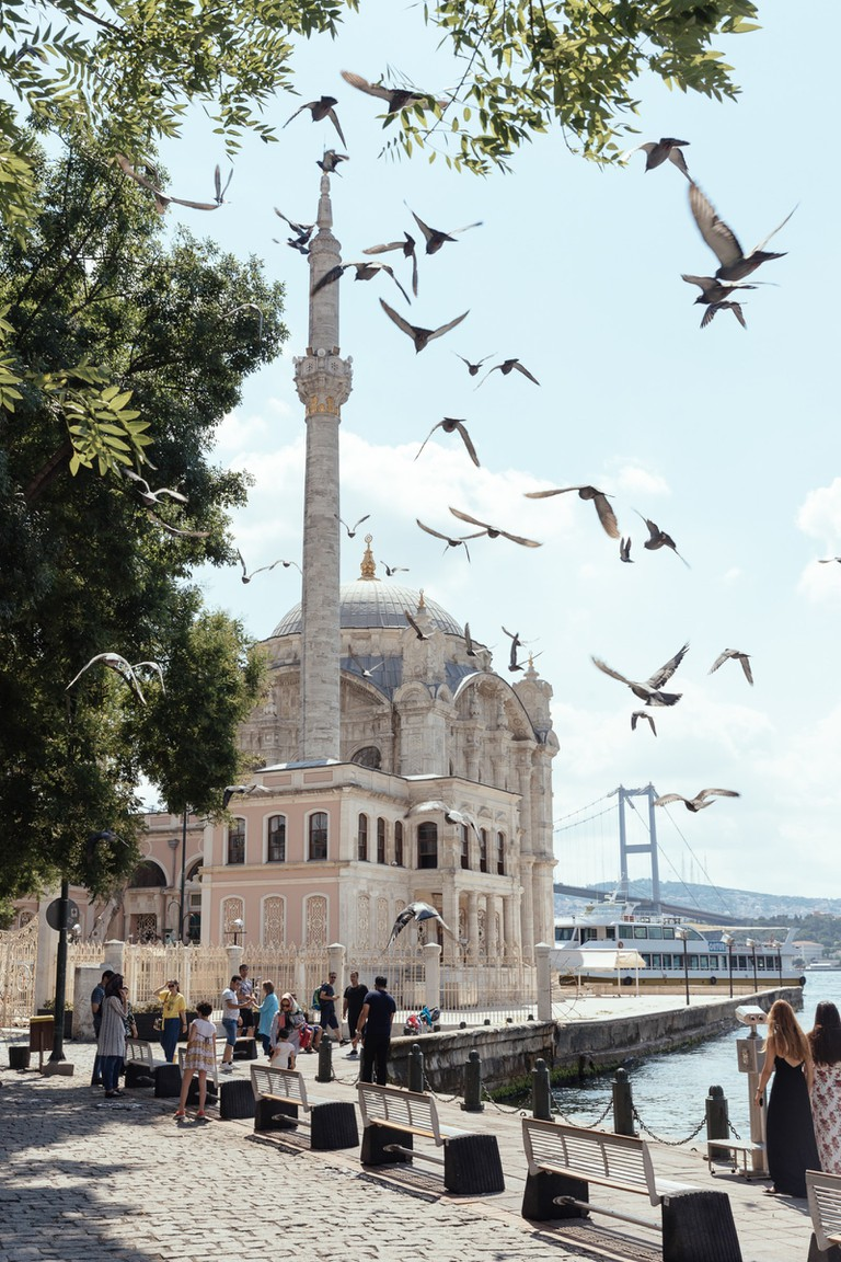 Ortakoy Mosque, Istanbul