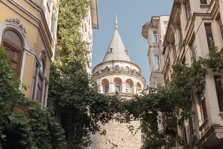 Galata Tower, Istanbul