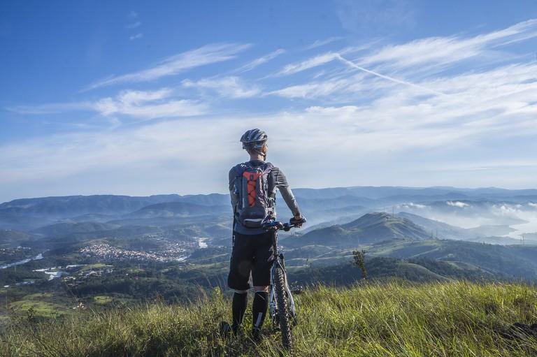 Mountain biking in Ticino | © fgmsp / Pixabay