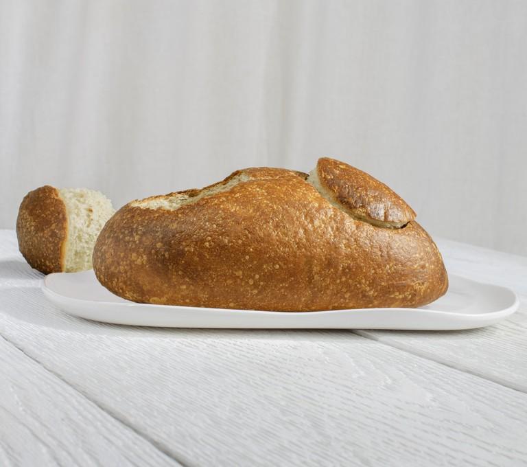 Double Bread Bowl_Side