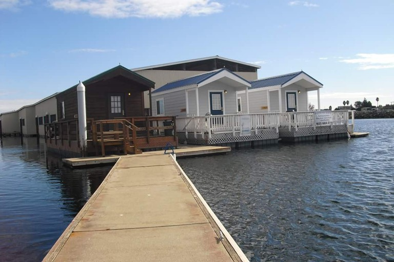 New Life Marina cabins