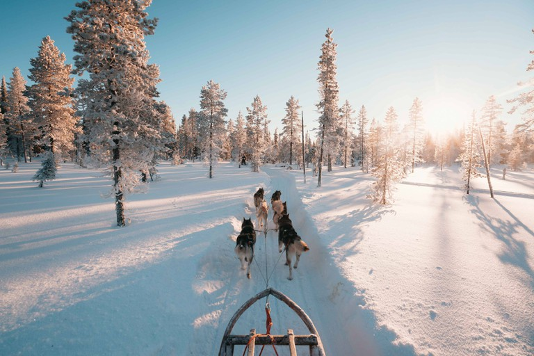 Best Tours in Finland.