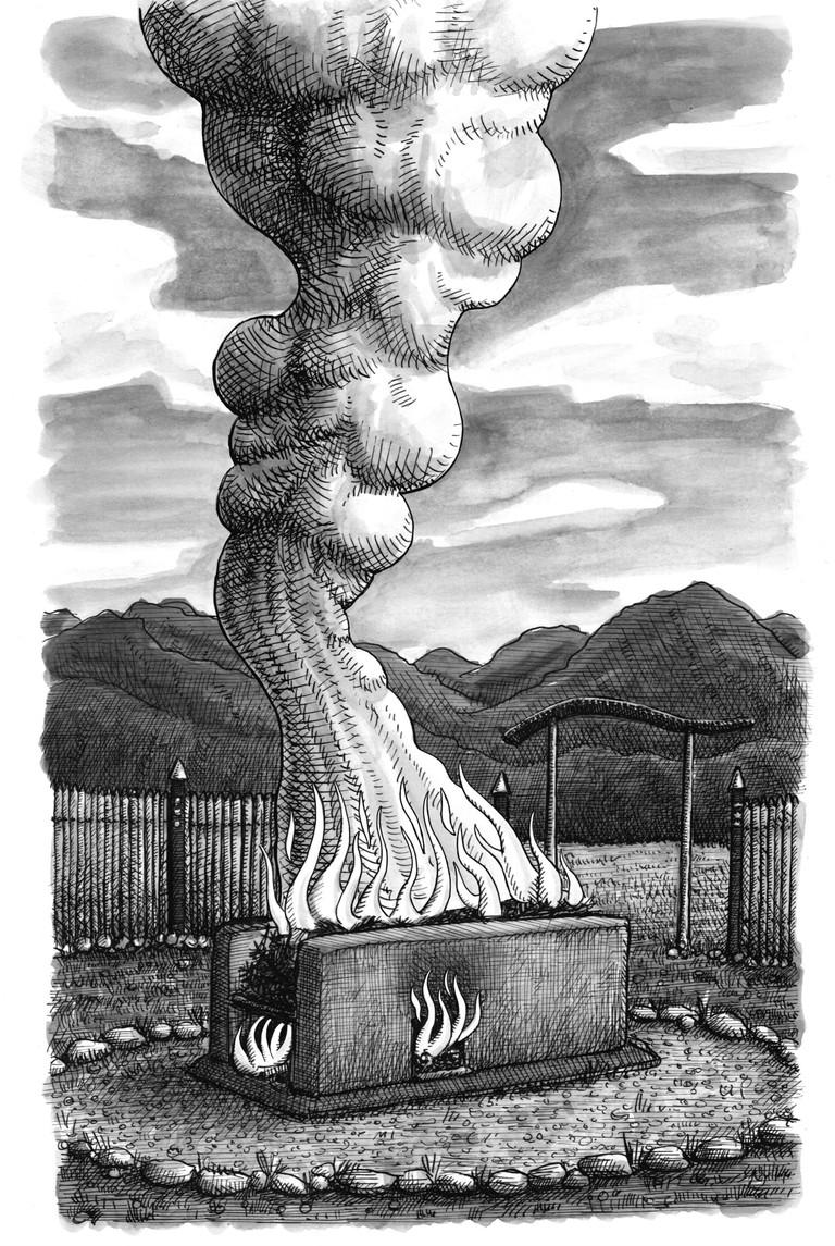 FromHereToEternity_PG19 - Funeral Pyre