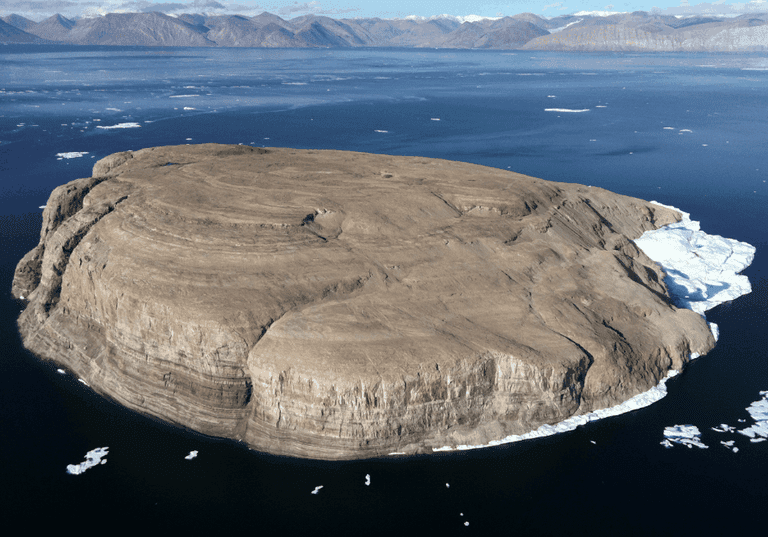 Hans Island-Canada-Denmark