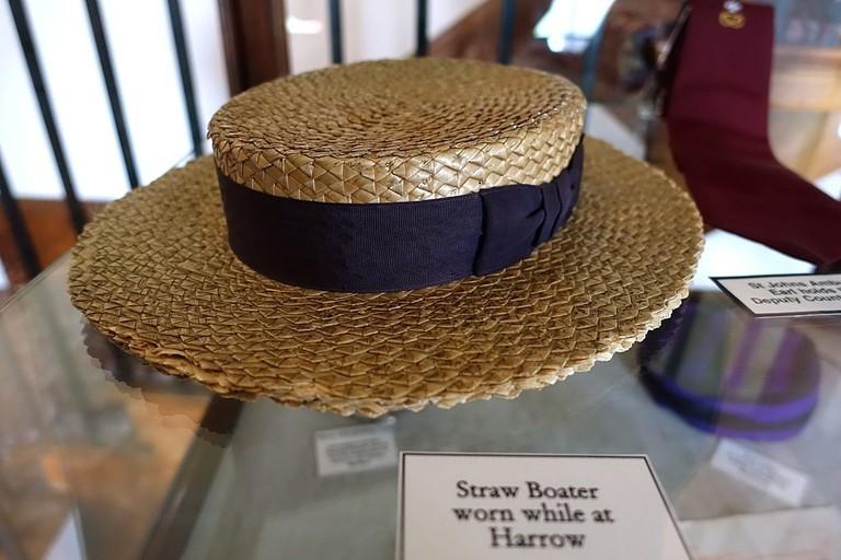 Harrow hat