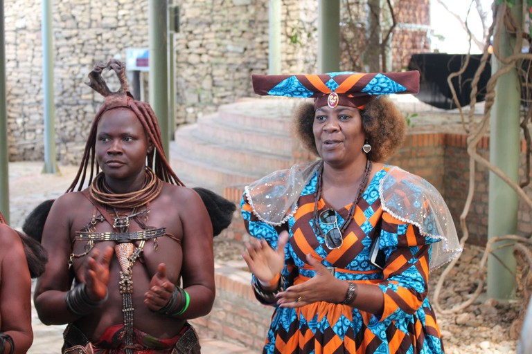 An Introduction To Namibia S Herero People