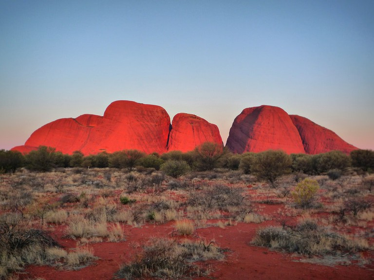 Kata Tjuta © Brett Darnesh / Flickr
