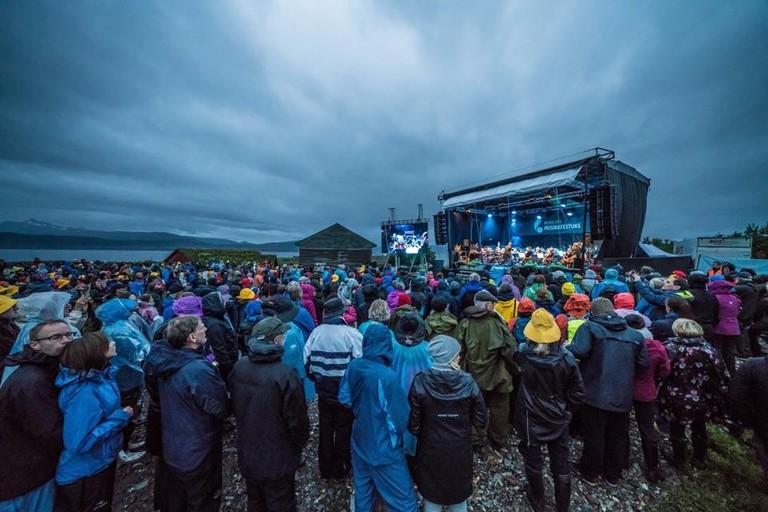 Last year's Nordland Musikkfestuke, © Håvard Christensen, Courtesy of Nordland Musikkfestuke
