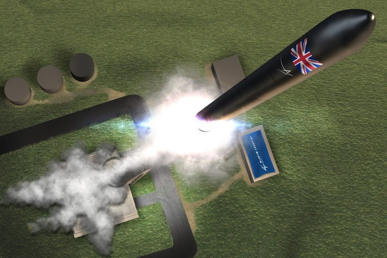 Lockheed Martin Will Establish Vertical Launch Operations At Sutherland Spaceport In Scotland
