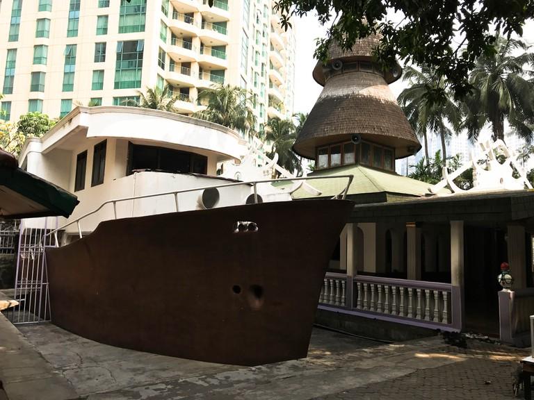 Masjid Perahu - 3