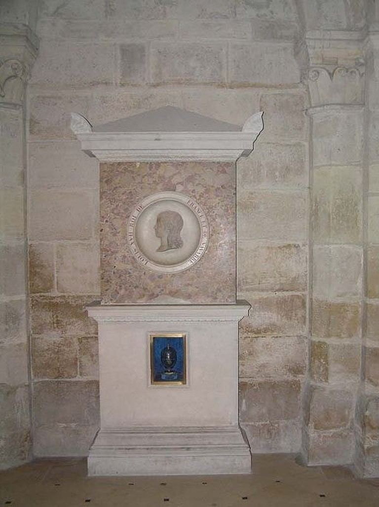 Mausole_louis_XVII