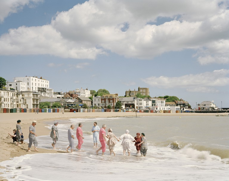 Simon Roberts, 'Dickens Festival, Isle of Thanet', 2008, from the series 'Merrie Albion'