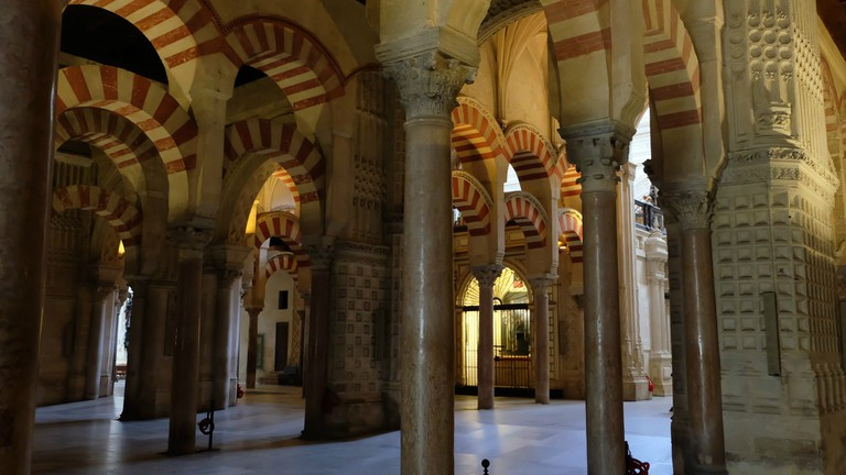 The Mosque-Cathedral of Córdoba, Spain