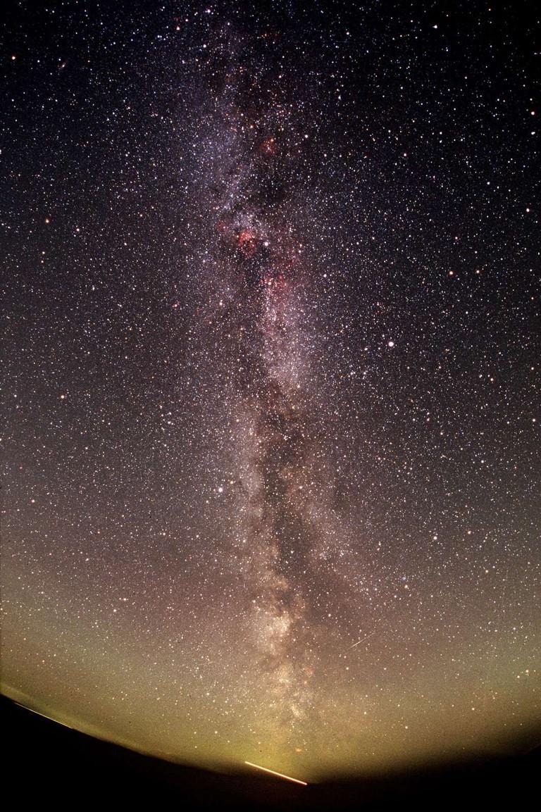 Mælkevejen-Møn's Klint- Dark Sky Park