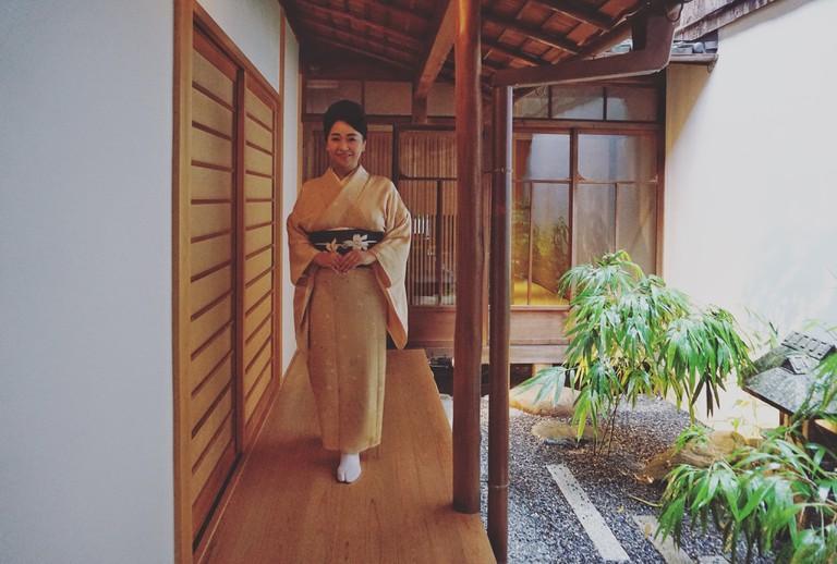 Nakaji-san at Umeno-min