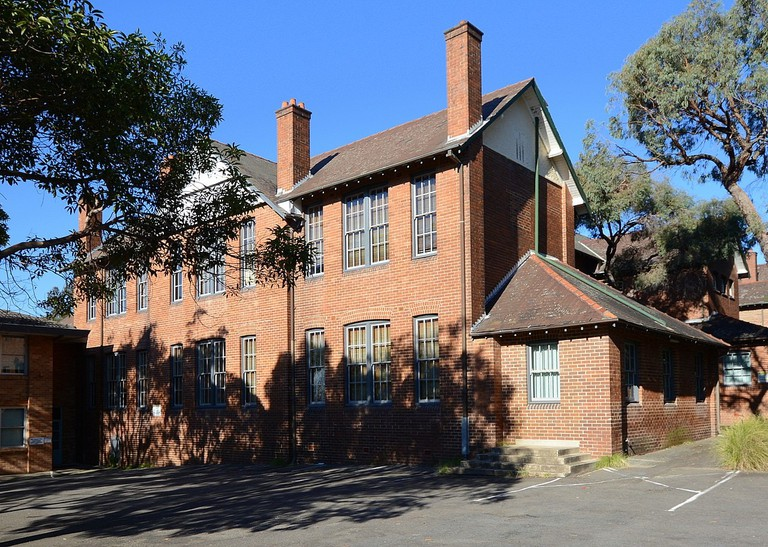 North Sydney Girls High School © Sardaka / Wikimedia Commons