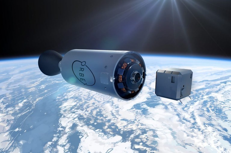 Orbex Is Developing An Orbital Maneuvering Vehicle To Deploy Satellites In Orbit