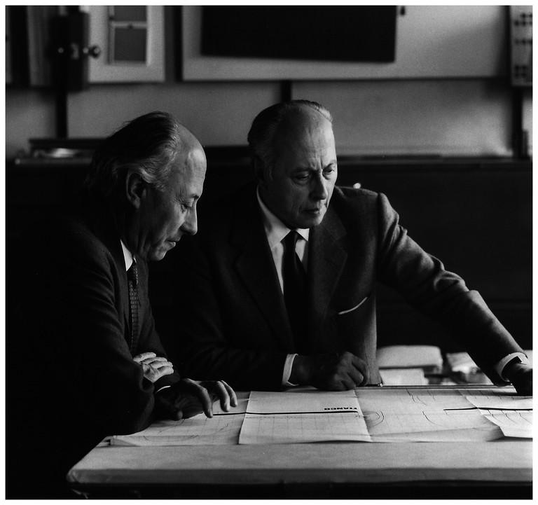 Osvaldo e Fulgenzio Borsani II