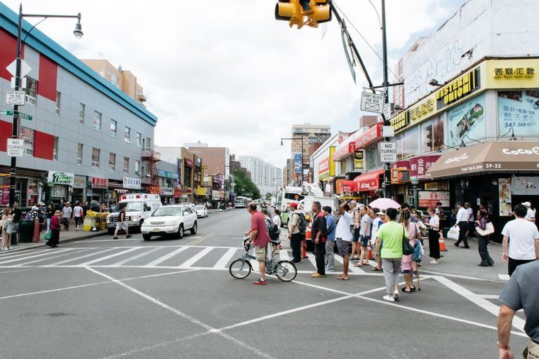 Queens Food Tour-NewYork-USA