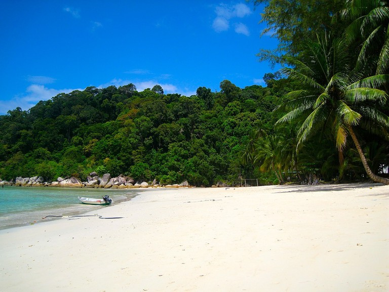 48 hours in perhentian islands
