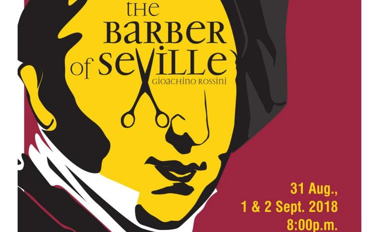 Barber of Seville RV-1