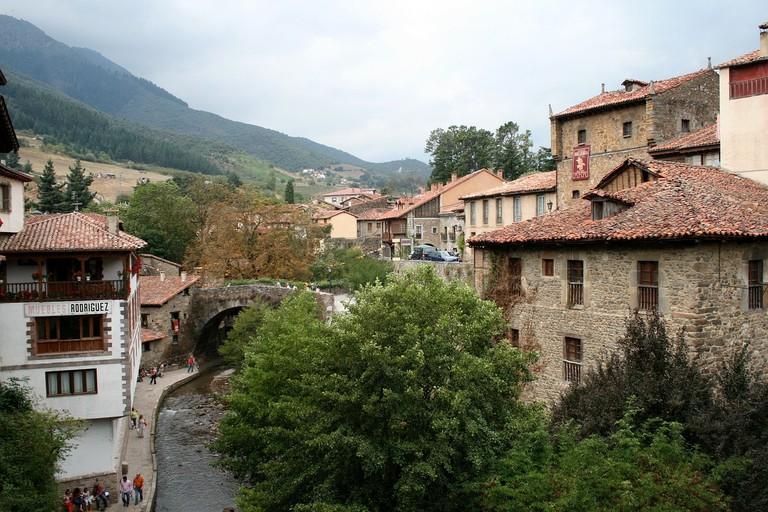 Potes, Cantabria, Spain