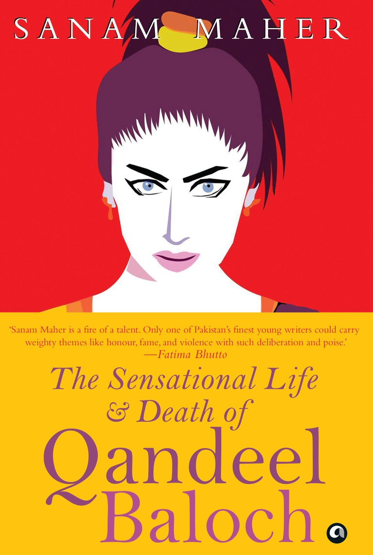 Why This Qandeel Baloch Biography is Going Viral