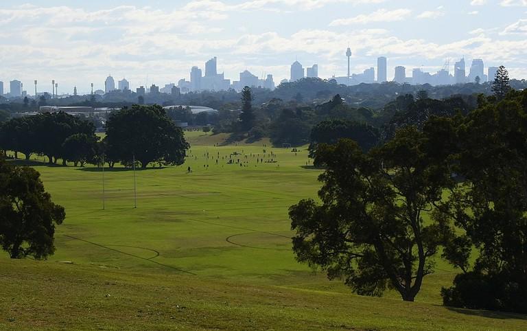 Queens Park in Waverley © Sardaka / Wikimedia Commons