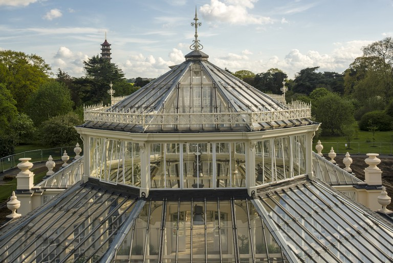 RBG.TH - Temperate House, Kew completion May 2018 - (c) Gareth Gardner 7