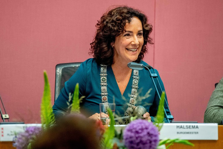 Femke Halsema appointed Mayor of Amsterdam