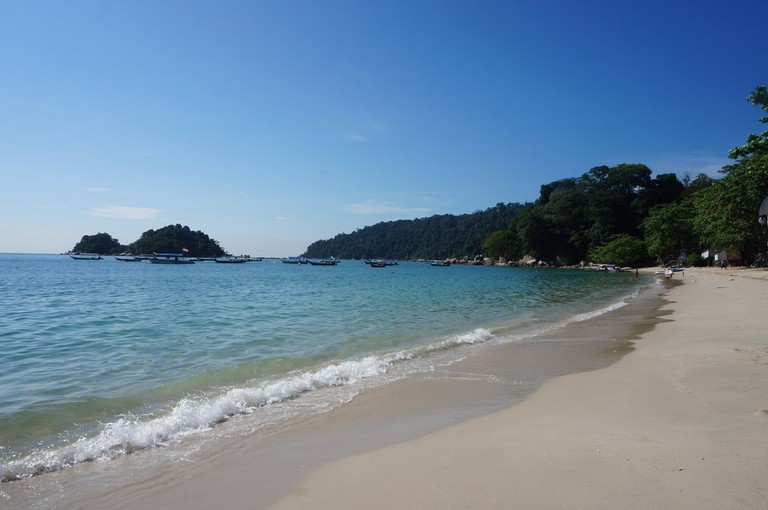 how to get to pangkor island
